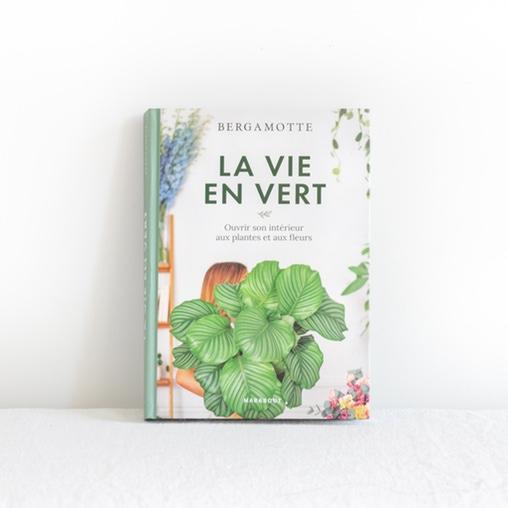 bergamotte livre plante