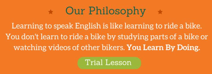 Trial Skype English Lesson