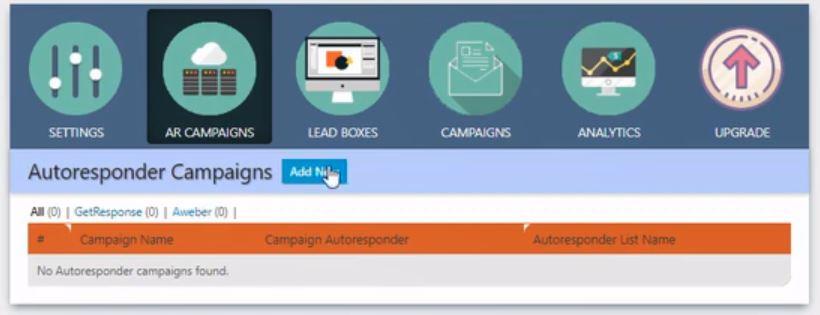 AR campaigns