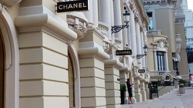 What is Marketing Mix Chanel Store