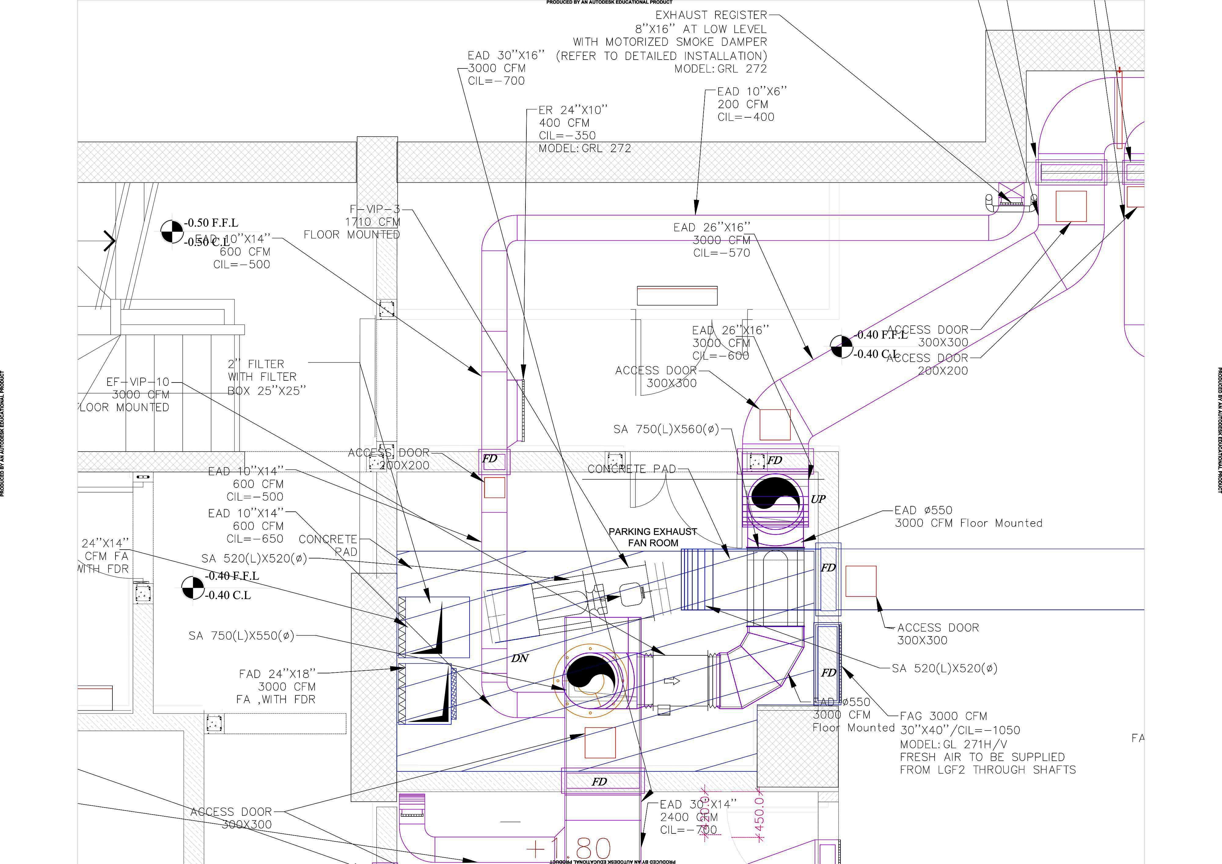 Swell Hvac Shop Drawing Samples Auto Electrical Wiring Diagram Wiring Cloud Hisonuggs Outletorg