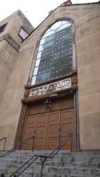 3. Main entrance at Norfolk Street