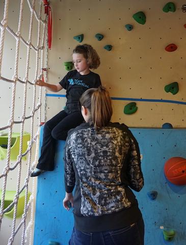 VATC Adaptive Climbing