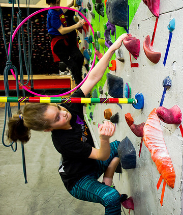 VATC Climbing Obstacle Course