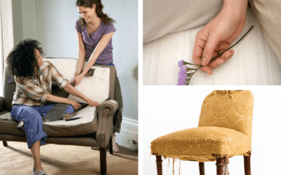 Elegir un buen tapicero