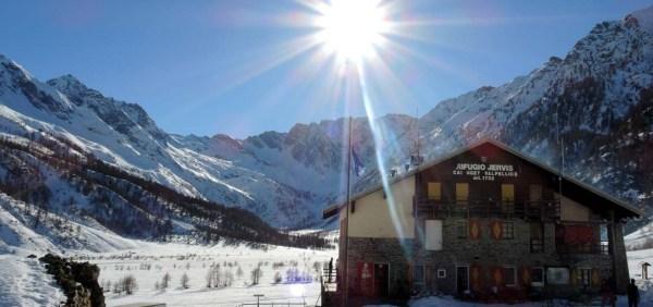 Capodanno 2019 in Rifugio Alpi del Piemonte Torino
