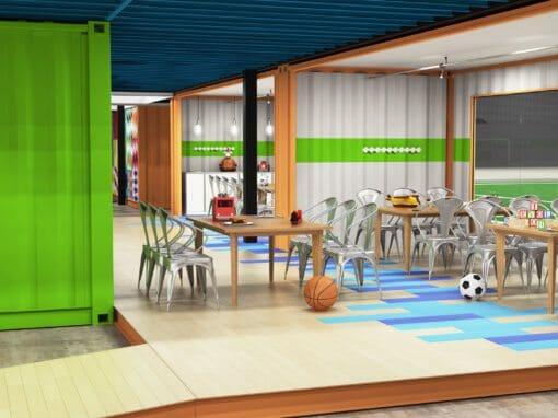 Interior Design For Educational Facilities And Schools