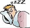 cartoon sleeping character late humor getting vocational tag problem bob morning always had