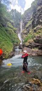 canyoning Saugué