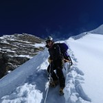 Images – Load Carrying – Glacier Training and the Headwall to Camp 1