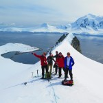 Jabet Peak - Antarctica