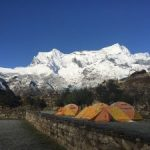 Acclimatisation in Namche