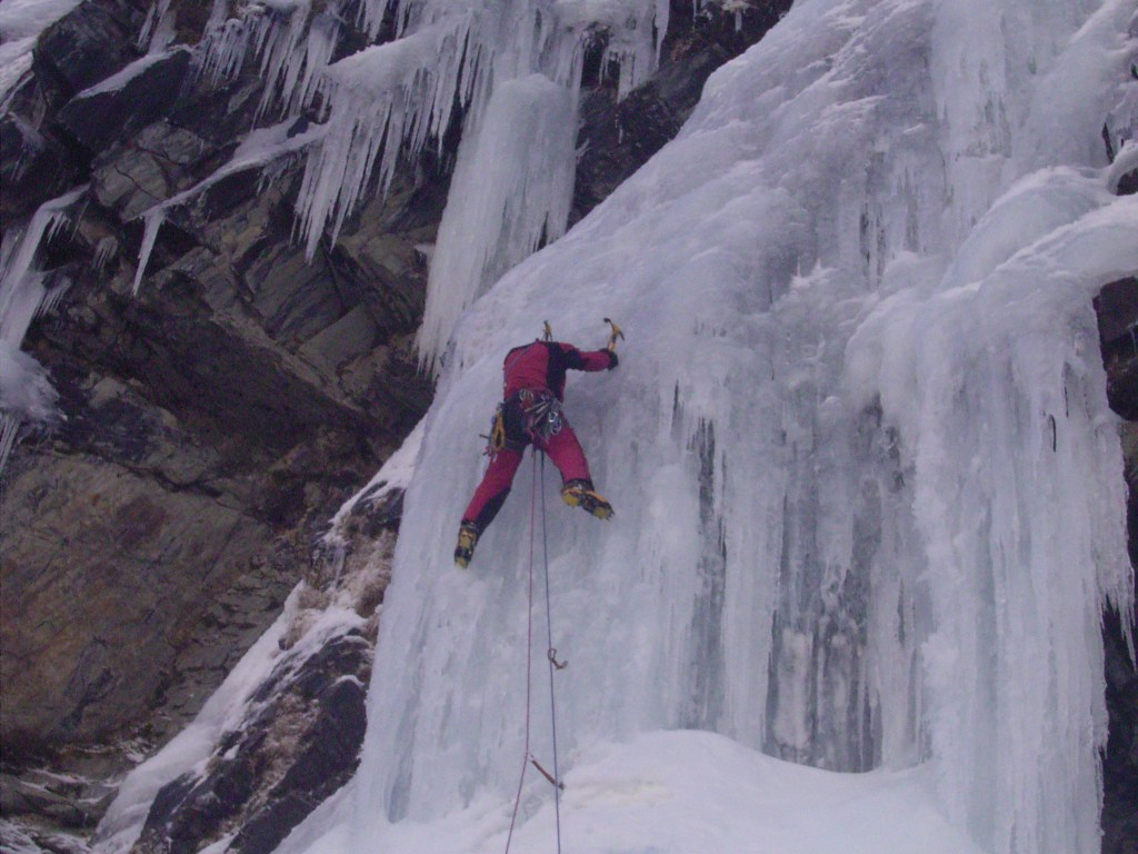 Ice Climbing Courses in New Zealand