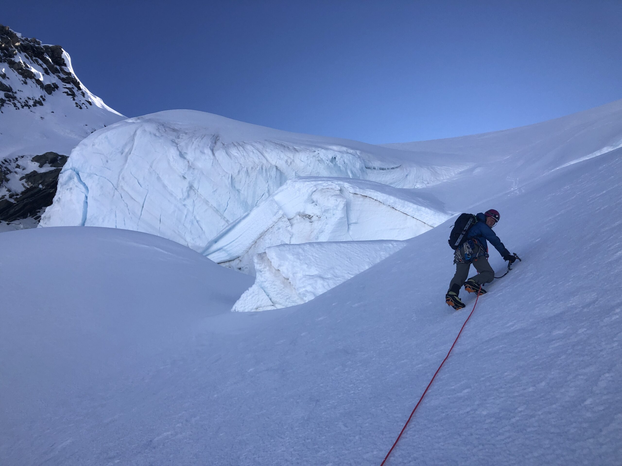 aloine ascents mountaineering in new zealand