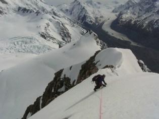 Anzac Peaks - Gran Plateau