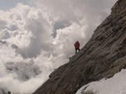Shaun - High altitude contemplation