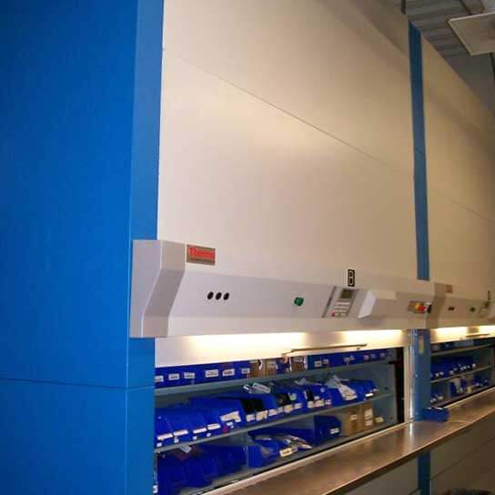 Used Carousel Storage Systems