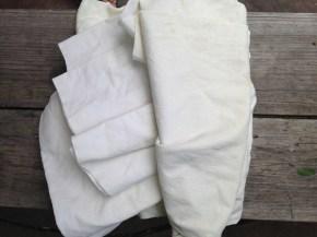 Pillowcases. TRASH.