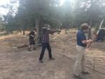 Loony takes aim ...