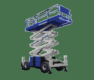 Scissor lift hire