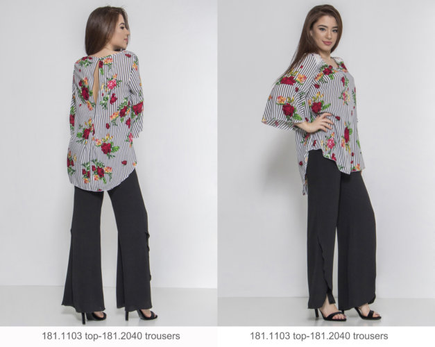 181.1103 top-181.2040 trousers