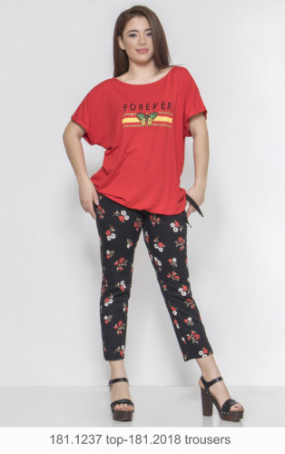 181.1237 top-181.2018 trousers