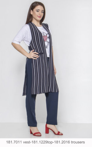 181.7011 vest-181.1229top-181.2016 trousers