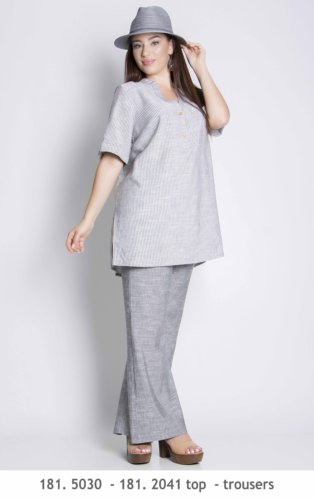 181,5030 - 181,2041 top - trousers