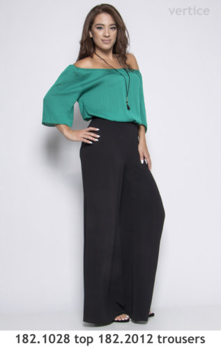 Plus size top trouser winter 2019