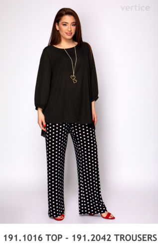 191.1016 TOP - 191.2042 TROUSERS