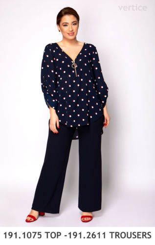 191.1075 TOP -191.2611 TROUSERS
