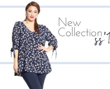 VERTICE plus sizes fashion