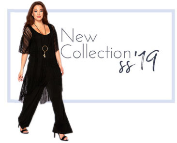 LOOK BOOK SUMMER PLUS SIZES WOMEN CLOTHES