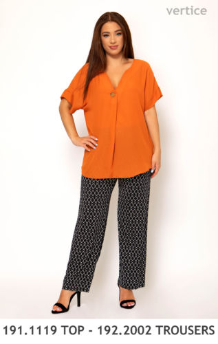 191.1119 TOP - 192.2002 TROUSERS