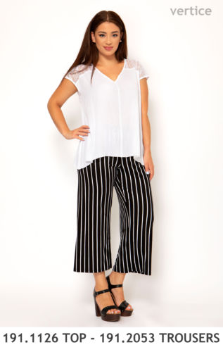 191.1126 TOP - 191.2053 TROUSERS