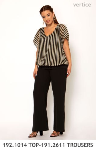 192.1014 TOP-191.2611 TROUSERS