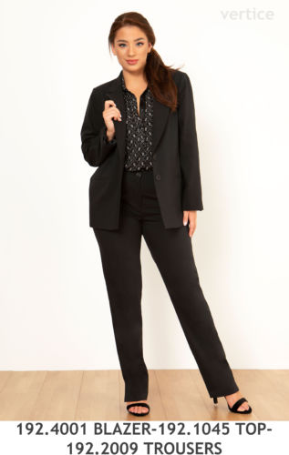 192.4001 BLAZER-192.1045 TOP-192.2009 TROUSERS