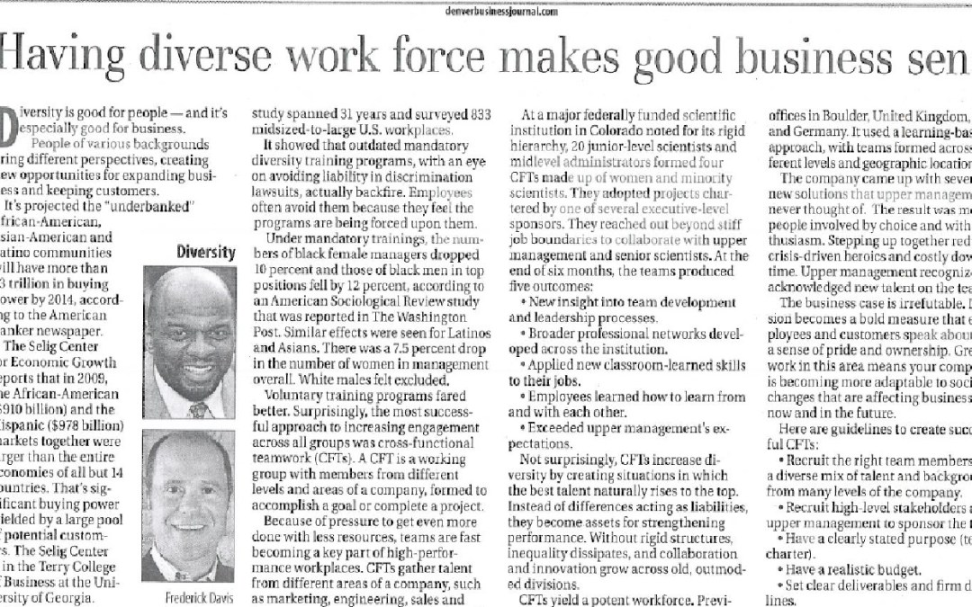 DBJ – Inclusion is Good Business