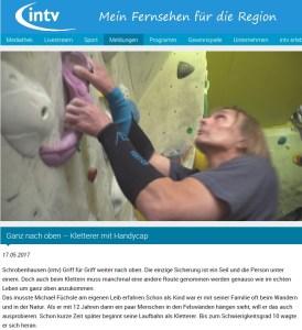INTV Michael Fuechsle mit VERTICS Sleeves