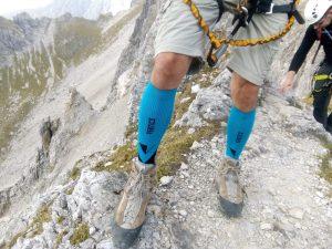 VERTICS.Calfs compression cuffs for calfs at hiking