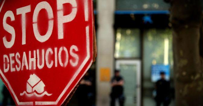 Imagen de stop desahucios