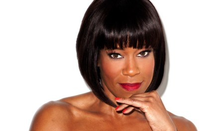 Regina King is the Subject of A Conversation