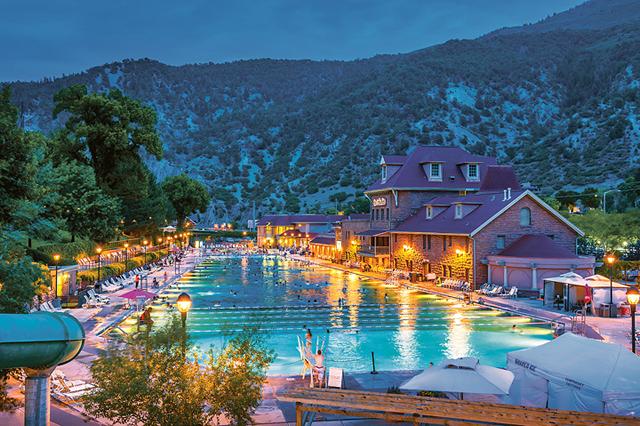 Glenwood Springs Colorado Vertikal Life Magazine