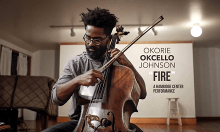 Cellist Okorie Johnson