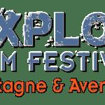Logo Explos Film Festival - Vertikarst Spéléologie Ariège