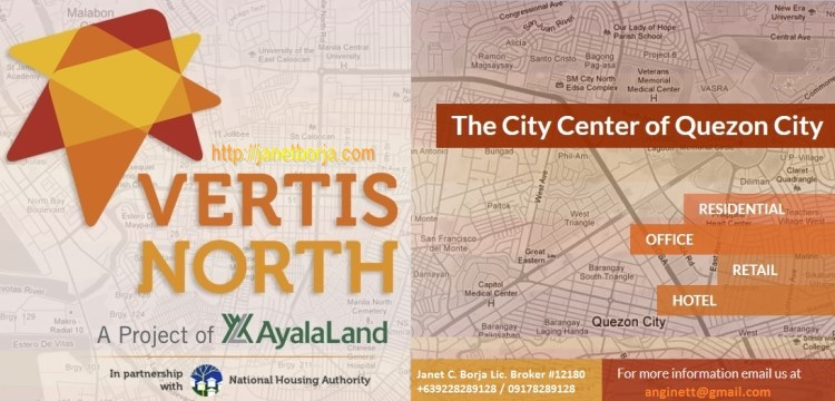 Vertis North Project of Ayala