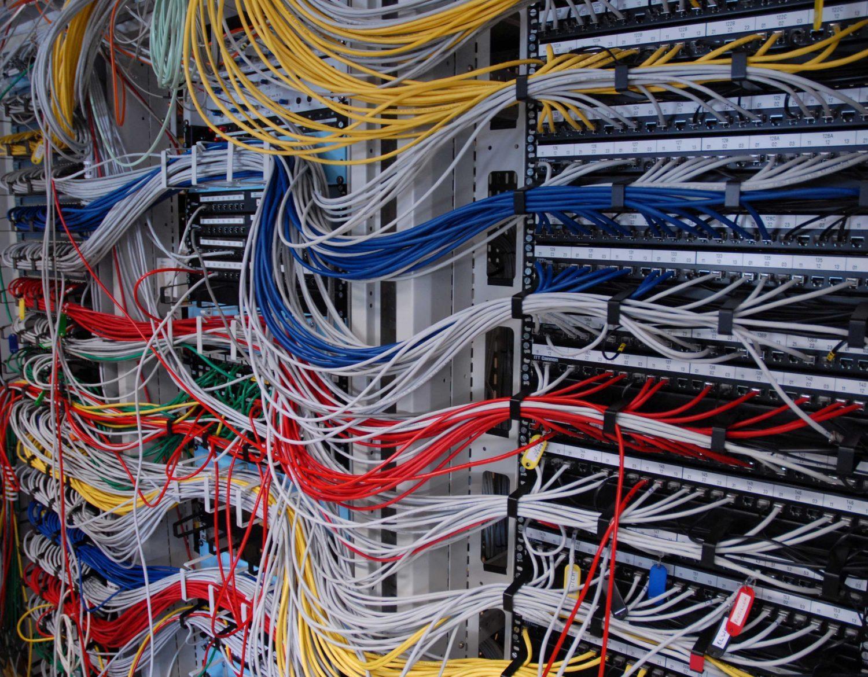 hight resolution of servers