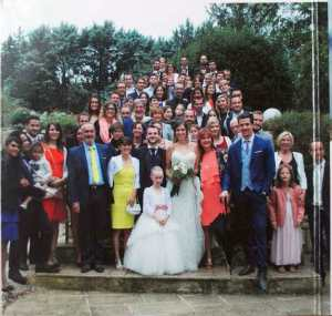 photo du mariage de Coralie & Julien
