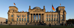Reichstag_building_Berlin_view_from_west_before_sunset