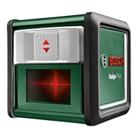 Bosch Quigo Plus Kreuzlinien-Laser selbstnivellierender ...